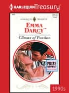Climax of Passion ebook by Emma Darcy