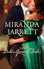 The Duke's Governess Bride ebook by Miranda Jarrett