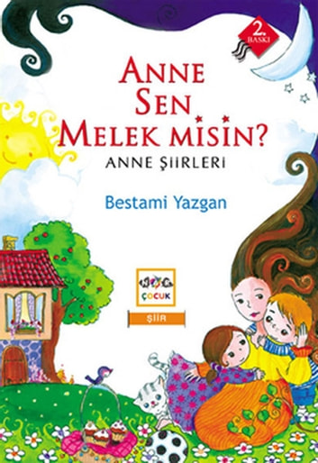 Anne Sen Melek misin? ebook by Bestami Yazgan