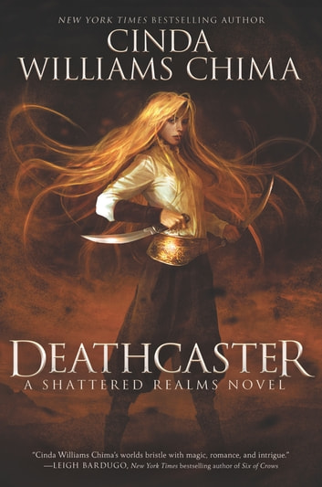 Deathcaster ebook by Cinda Williams Chima