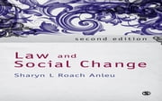 Law and Social Change ebook by Dr Sharyn L Roach Anleu