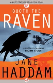 Quoth the Raven ebook by Jane Haddam