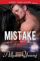 Mistake ebook by Allyson Young