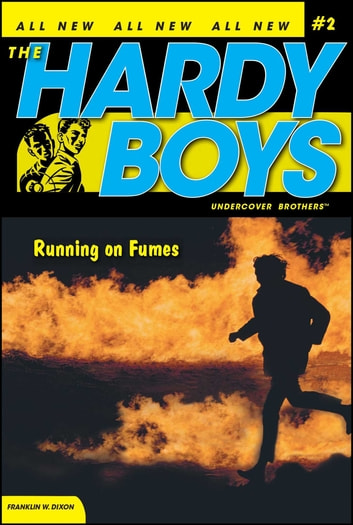 Running on Fumes ebook by Franklin W. Dixon