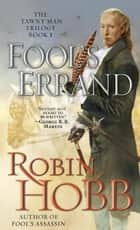 Fool's Errand ebook by Robin Hobb