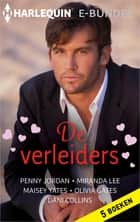 De verleiders - 5-in-1 ebook by Penny Jordan, Miranda Lee, Maisey Yates,...