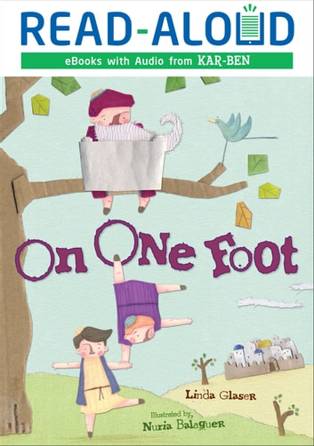 On One Foot ebook by Linda Glaser
