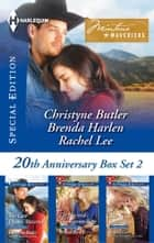 Montana Mavericks 20th Anniversary Box Set 2 - An Anthology ebook by Christyne Butler, Brenda Harlen, Rachel Lee