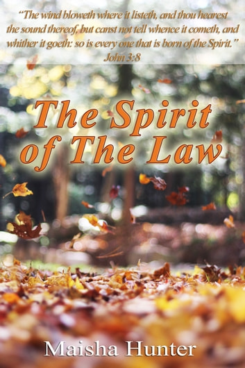 The Spirit of the Law ebook by Maisha Hunter
