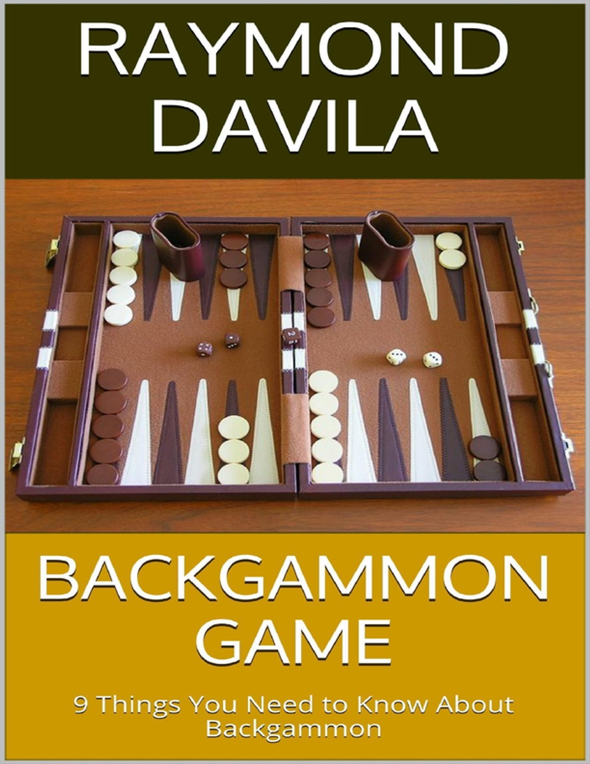 Backgammon Game 9 Things You Need To Know About Backgammon Ebook By