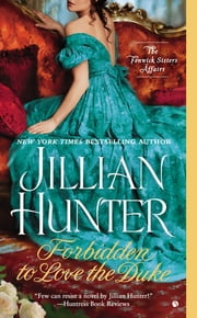 Forbidden to Love the Duke - The Fenwick Sisters Affairs ebook by Jillian Hunter