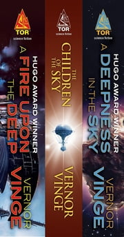 The Zones of Thought Series - (A Fire Upon the Deep, The Children of the Sky, A Deepness in the Sky) ebook by Vernor Vinge