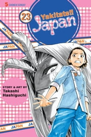 Yakitate!! Japan, Vol. 23 ebook by Takashi Hashiguchi,Takashi Hashiguchi
