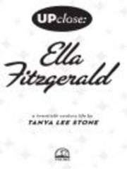 Ella Fitzgerald ebook by Tanya Lee Stone