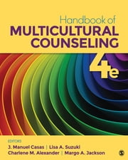 Handbook of Multicultural Counseling ebook by
