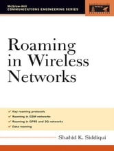 Roaming in Wireless Networks ebook by Siddiqui, Shahid