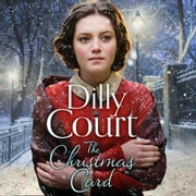 The Christmas Card audiobook by Dilly Court