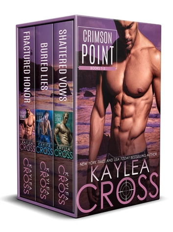 Crimson Point Series Box Set Vol. 1 ebooks by Kaylea Cross