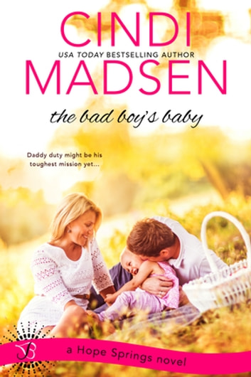 The Bad Boy's Baby ebook by Cindi Madsen