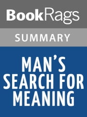 Man's Search for Meaning by Viktor Frankl l Summary & Study Guide ebook by BookRags