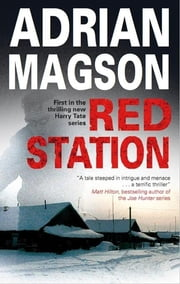 Red Station ekitaplar by Adrian Magson