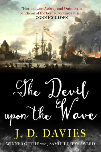 The Devil Upon the Wave ebook by J. D. Davies