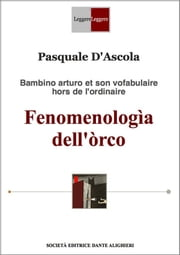 Fenomenologìa dell'òrco ebook by Pasquale D'Ascola