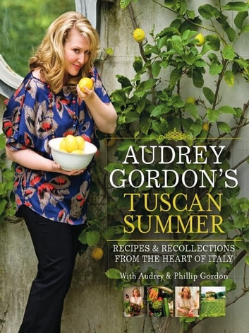 Audrey Gordons Tuscan Summer ebook by Gleisner,Tom