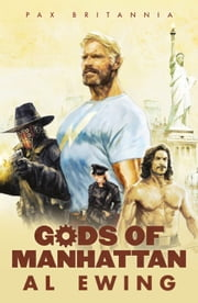 Gods of Manhattan ebook by Al Ewing
