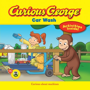 Curious George Car Wash (CGTV) ebook by H. A. Rey