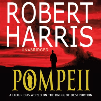 Pompeii audiobook by Robert Harris