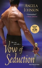 Vow of Seduction ebook by Angela Johnson