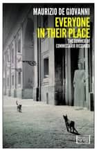 Everyone in Their Place ebook by Maurizio de Giovanni