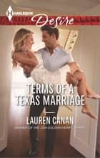 Terms of a Texas Marriage ebook by Lauren Canan