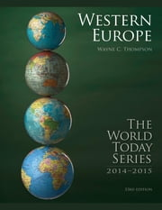 Western Europe 2014 ebook by Wayne C. Thompson