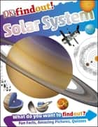 DK findout! Solar System ebook by DK