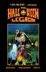 The Halloween Legion ebook by Martin Powell