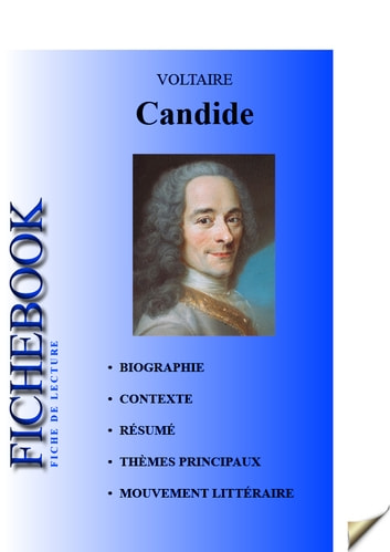 an analysis of candide a novel by voltaire The novel candide, by voltaire is a novel about a man by the name of candide and his struggles with realizing the harsh truths of life candide is an outlandishly humorous, far-fetched tale by voltaire satirizing the optimism espoused by the philosophers of the age of enlightenment.