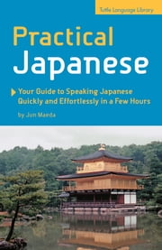 Practical Japanese - Your Guide to Speaking Japanese Quickly and Effortlessly in a Few Hours (Japanese Phrasebook) ebook by Jun Maeda