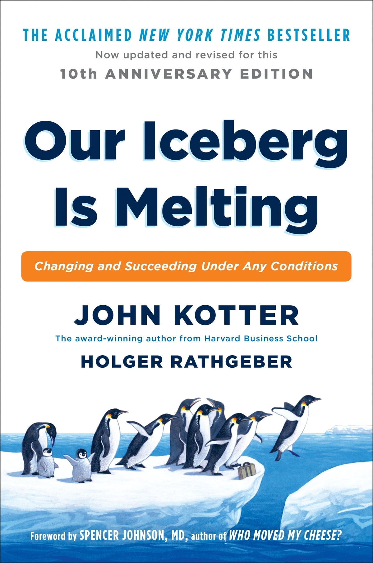Good to great ebook by jim collins 9780062119209 rakuten kobo our iceberg is melting changing and succeeding under any conditions ebook by holger rathgeber fandeluxe Images