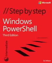 Windows PowerShell Step by Step ebook by Wilson, Ed