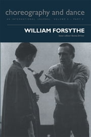 William Forsythe ebook by Senta Driver