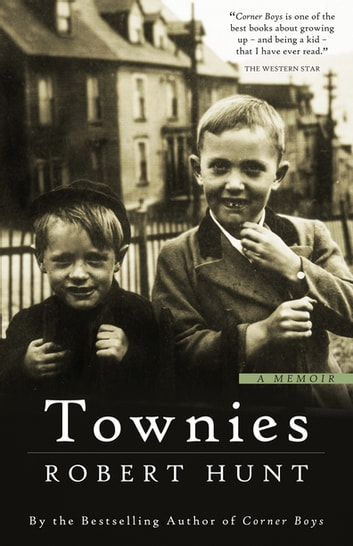 Townies ebook by Robert Hunt