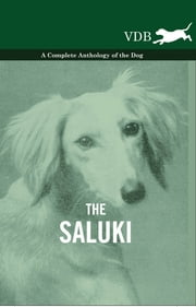 The Saluki - A Complete Anthology of the Dog ebook by Various Authors