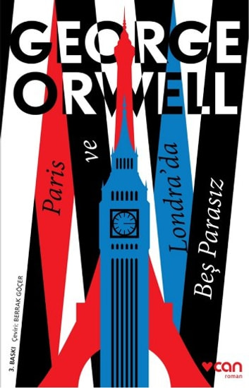 Paris ve Londra'da Beş Parasız ebook by George Orwell
