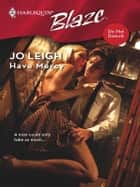 Have Mercy ebook by Jo Leigh