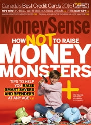 MoneySense - Issue# 5 - Rogers Publishing magazine