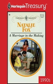 A Marriage in the Making ebook by Natalie Fox
