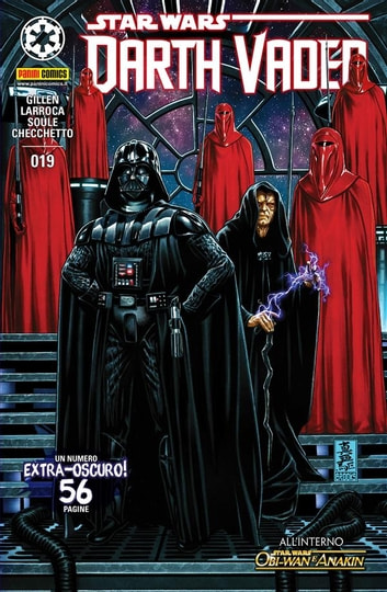 Darth Vader 19 ebook by Kieron Gillen,Salvador Larroca,Marco Checchetto,Charles Soule