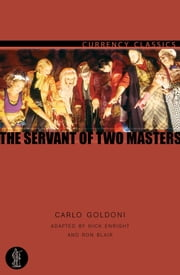 The Servant of Two Masters ebook by Enright, Nick, Blair,...
